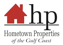 Hometown Properties of the Gulf Coast Logo